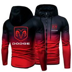 Dodge, cardigan, Sleeve, dodgeram