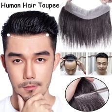 hairtopper, wig, hairline, human hair