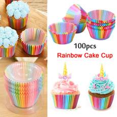 rainbowpaper, case, Baking, rainbow