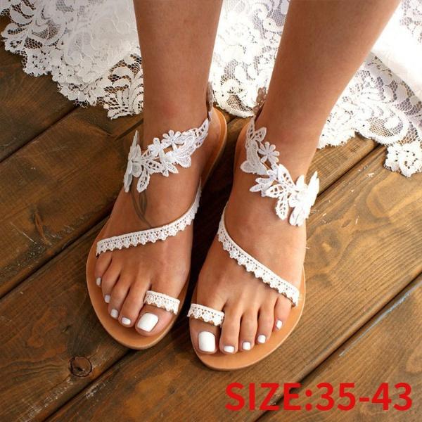 Summer, Plus Size, Lace, wedding shoes