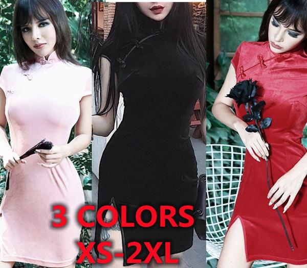 splitdre, cheongsam, Dress, cheongsamdres