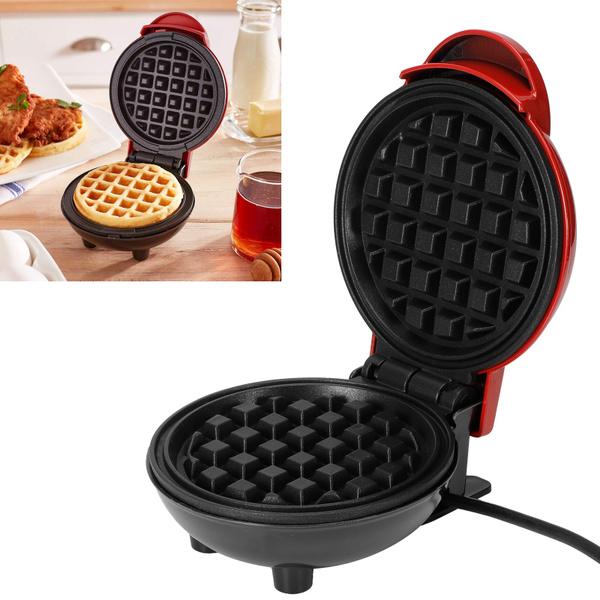 Mini, eggcakemaker, Kitchen Accessories, wafflemold