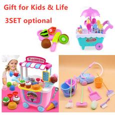 Toy, pretendplaytoy, houseworkcleaningtool, toyset