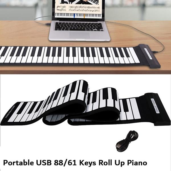 musicaleducation, portable, rolluppiano, educationalinstrument