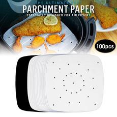 Kitchen & Dining, Baking, parchmentpaperforairfryer, Cooking