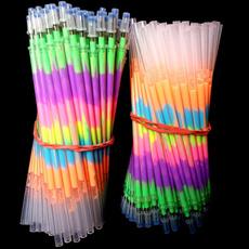 rainbow, Multi, Ball, highlighter