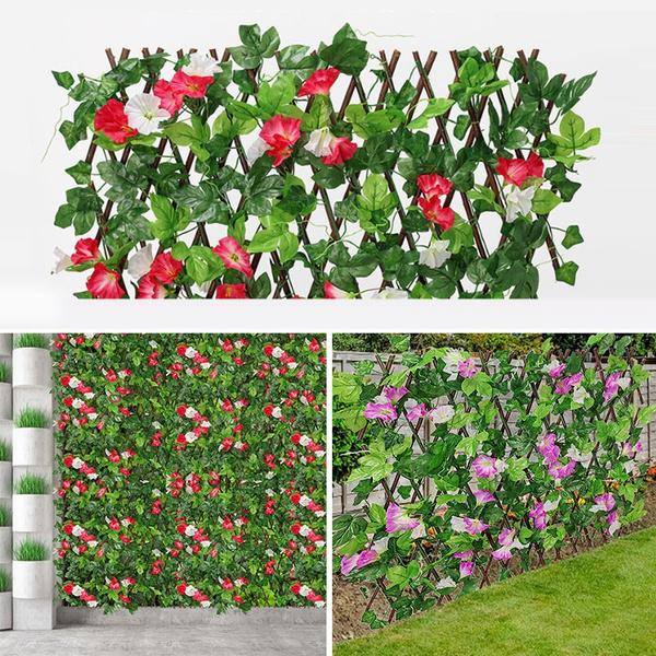 Plants, vinesclimbingframe, retractable, Garden