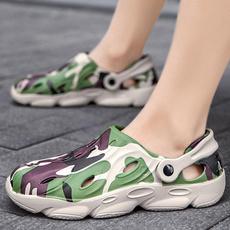Summer, Outdoor, menslipper, sandalsformen