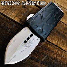 Mini, junglesurvivalknife, otfknife, Aluminum