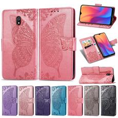 butterfly, case, xiaomipocom3case, Wallet