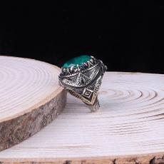 Sterling, Fashion, Jewelry, Green