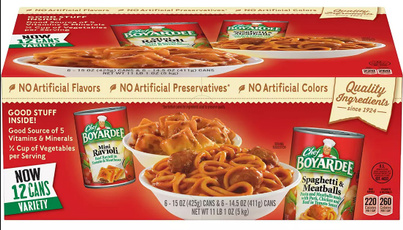 Mini, Spaghetti