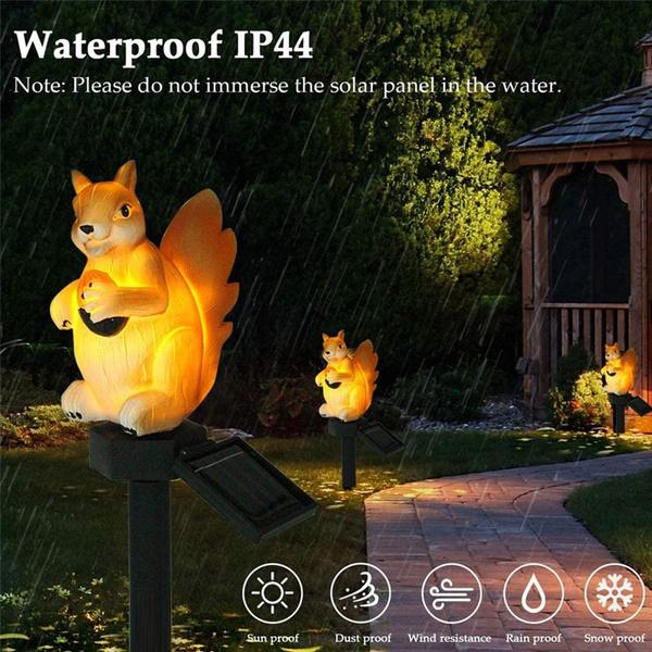 landscapelighting, outdoordécor, figurinelight, Garden