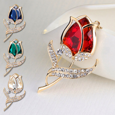 brooches, crystalbrooche, Jewelry, Pins