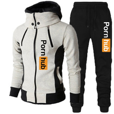 Casual Jackets, Fashion, mentracksuit, Sleeve