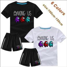 cute, Shorts, Cotton T Shirt, Sleeve