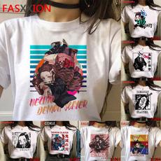 Fashion, cottontee, summerfashiontshirt, roundnecktshirt