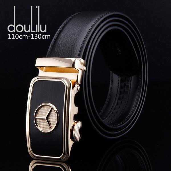 Fashion Accessory, Designers, genuine leather, automaticbuckle