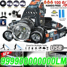 Flashlight, campingheadlight, led, headtorch