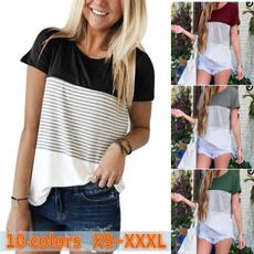 blouse, Shorts, Cotton, Cotton T Shirt