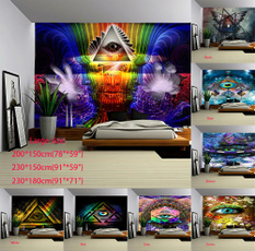tapestrywall, tapestrywallmap, Magic, hippie