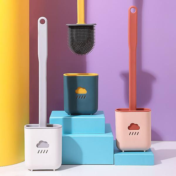 toilet, Bathroom, toiletcleaningbrush, brushholder