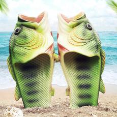 Summer, Family, Funny, fish
