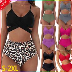 Summer, Fashion, women beachwear, Halter