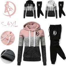 sportsuitswomen, Sleeve, hoodies for women, Long Sleeve