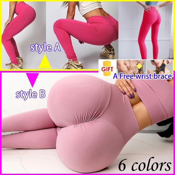 sexybutt, Yoga, high waist, Elastic