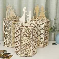 Box, weddingcard, Decor, Wedding Accessories
