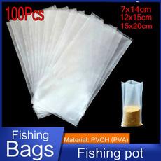 baitstorage, fishingbaitbag, bait, dissolvingbag