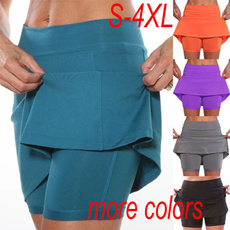 running skirt, Plus Size, Golf, Ladies Fashion