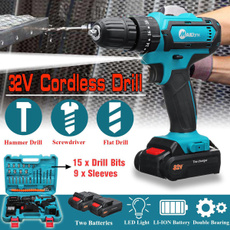 Power Tools, impactwrench, Power & Hand Tools, Battery