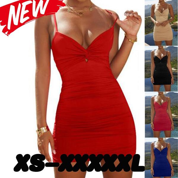 Deep V-Neck, Plus Size, Fashion, camisole