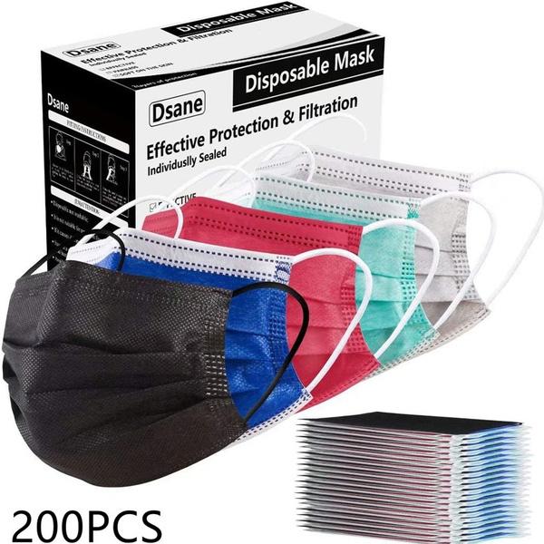 Fashion, dustmask, Elastic, surgicalmask