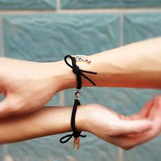 pairedbracelet, rope bracelet, Jewelry, Gifts