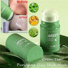 beautymask, Green Tea, cleanpore, Masks
