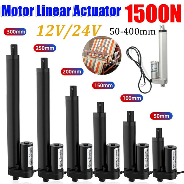 Electric, motioncontroller, linearactuator, controller