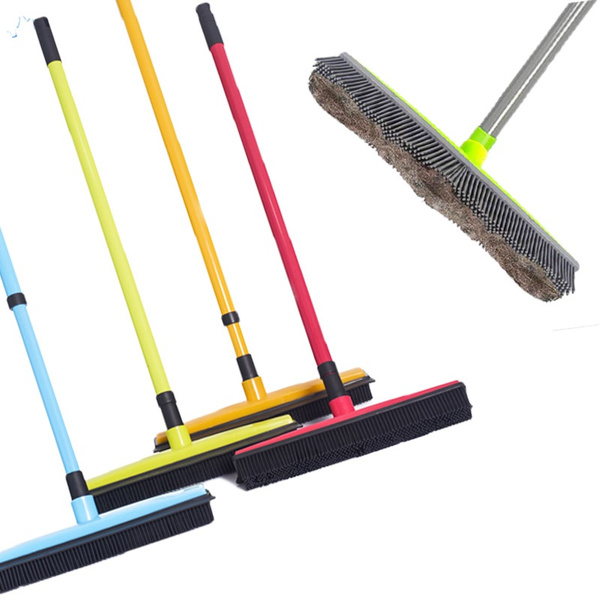 sweeper, Magic, Cleaning Supplies, rubberbristlessweeper