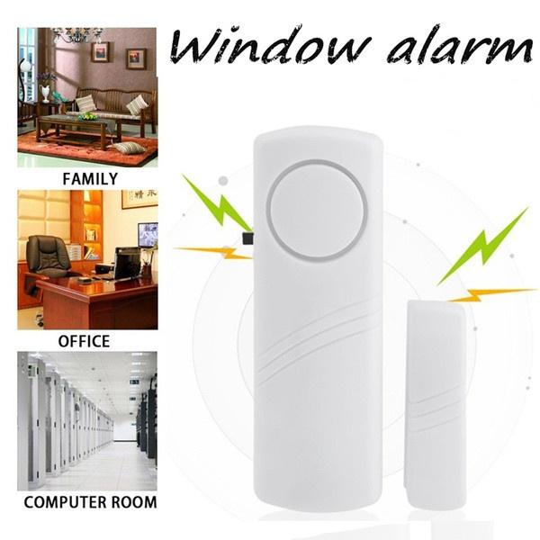Door, Home Decor, dooralarmunit, windowsecurityalarm