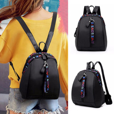 Mini, Shoulder Bags, School, Backpacks