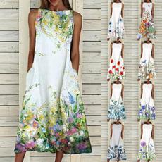 Plus Size, long dress, Sweets, Dress