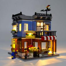 cornerdelisetbuilding, usb, Lego, Lighting
