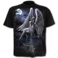 Goth, Fashion, Angel, mens tees