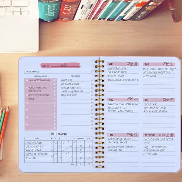 School, Office, schedule, habit