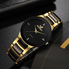 Steel, Fashion, Clock, wristwatch