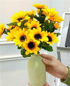 Home & Kitchen, Gardening, Sunflowers, photobouquet