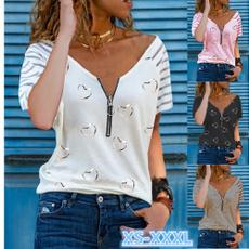 cute, Plus Size, Love, Shirt