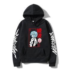Fashion, Hoodies, Long Sleeve, anime hoodie